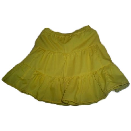 toddler girl tiered gypsy skirt