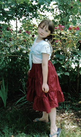 Gothique Rose Apparel - Gypsy Skirt