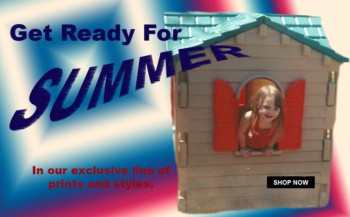 Rosebud Children's Fashions by Gothique Rose Apparel Toddler Girls Summer Fashions - Get Ready For Summer