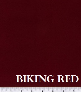 biking red